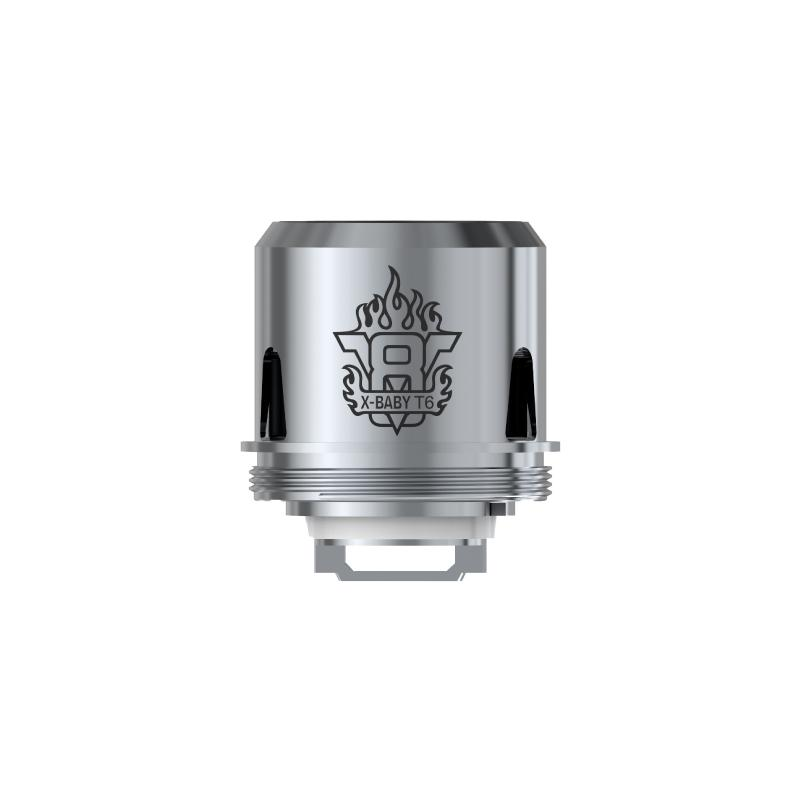 TFV8 X-Baby Replacement coils (Single coil) - E-Liquid, Vape, e-cigarette, vape pen, salt nic,