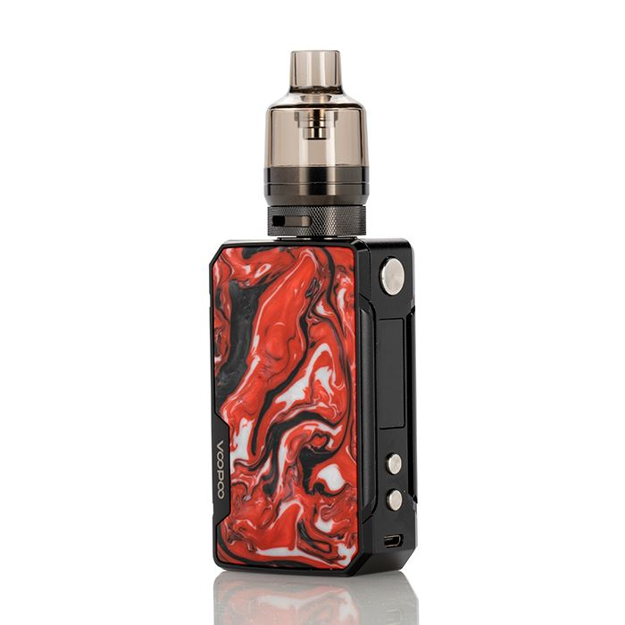 Drag Mini 117W Refresh Edition High Powered Starter Kit HIGH POWERED DEVICE VOOPOO Rhodonite