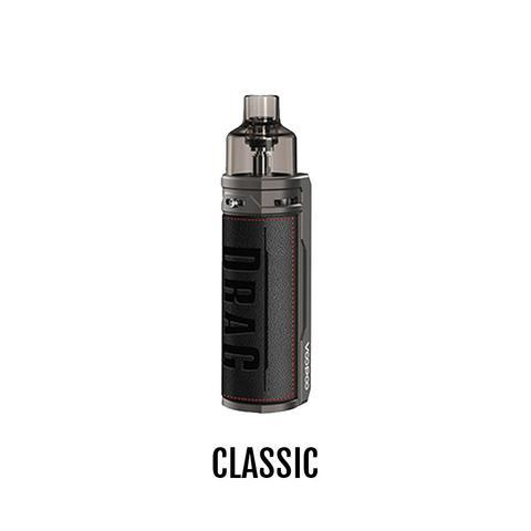 DragX 80W Pod Kit - E-Liquid, Vape, e-cigarette, vape pen, salt nic,