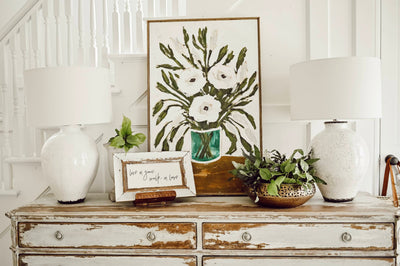 What is meaningful home decor?