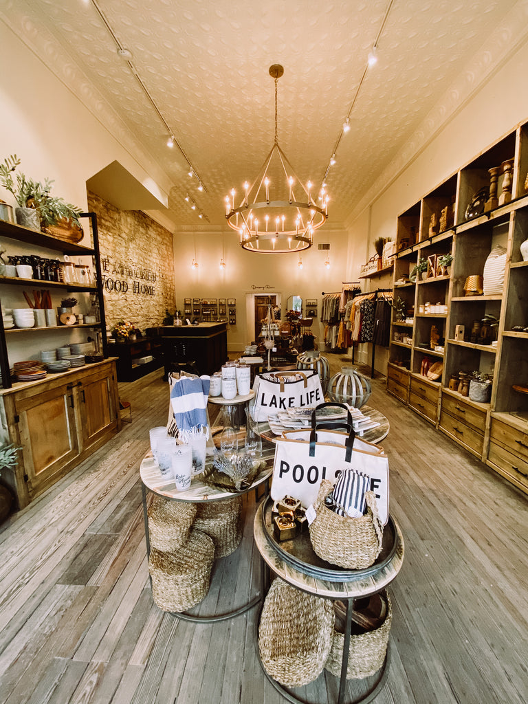 Weathered Wood Home Boutique