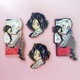 Battle Angel Alita Hard Enamel Pins