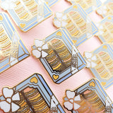 Pin Club #007 - March 2020 - White Day Macarons
