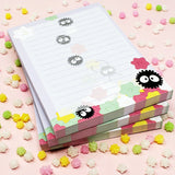 Soot Sprite Konpeito Notepad Stationary