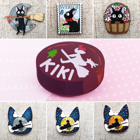 *RESTOCK PRE-ORDER* Miss Witch's Delivery Cat Series