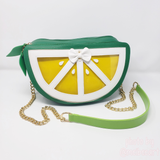 Summertime Picnic Ita Bags - Lime