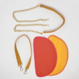 Summertime Picnic Ita Bags - Orange