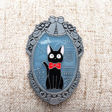 Framed Elegance Enamel Pin ~ Kiki's Delivery Service Fan Art ~