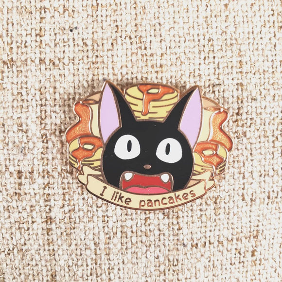 Provided They Aren't Burned Enamel Pin