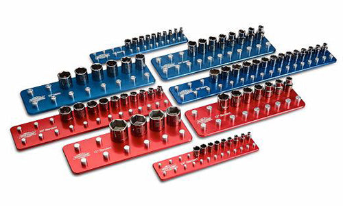 SOCKET ORGANIZING TRAYS