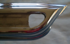 1959-1965 Bus Euro Spec Rear Bumper-Bumper Trim-Westling Machine-Polished-Westling Machine