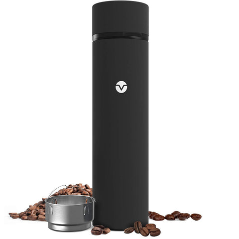 Vremi 17 oz Thermos Water Bottle Travel Mug - Insulated Stainless Steel Traveler Cup with Leak Proof No Spill Lid for Coffee Hot Cold Liquids - BPA Free Thermal Drink Containers for Car Holder - Red