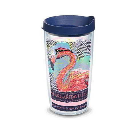 Margaritaville 'Cool Flamingo' Double Wall Tumbler by Tervis