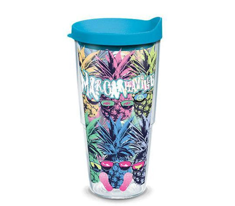 Margaritaville 'Cool Pineapples' Double Wall Tumbler by Tervis