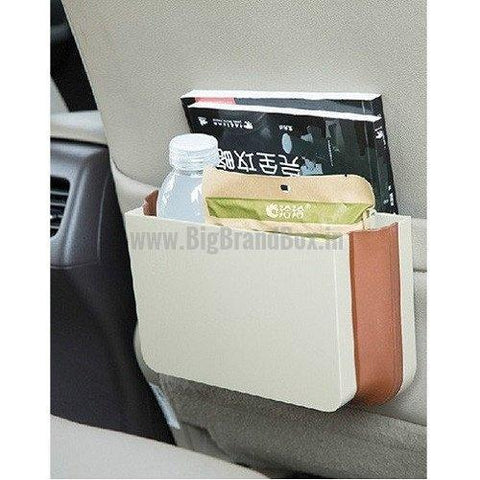 Multi-Function Vehicular Storage Box