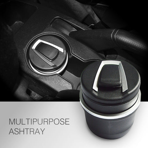 Portable LED Cigarette Smokeless Ash tray