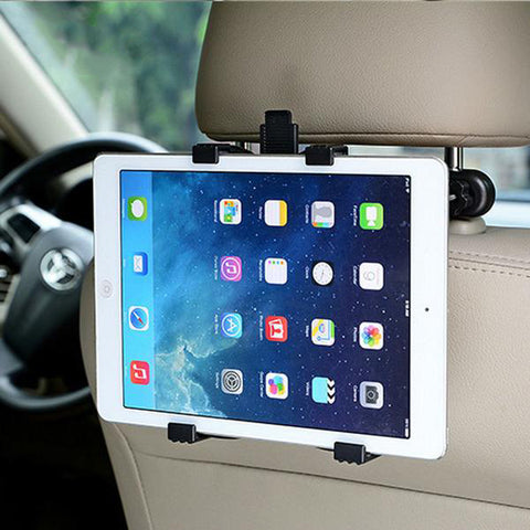 Universal Headrest Tablet Mount