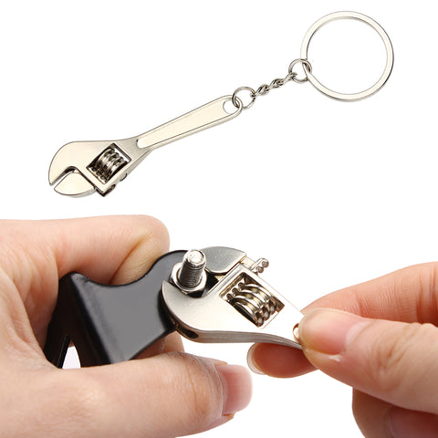 Car Wrench Key Chain