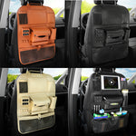 Backseat Car Organizer With Charging Port