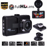 Wide Angle Dash Cam Recorder with Night Vision