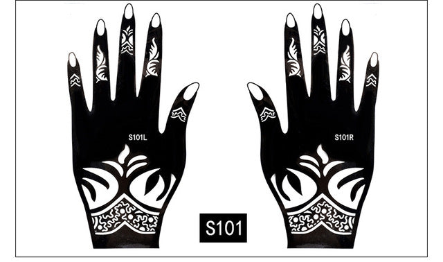 TEMPORARY HENNA KIT