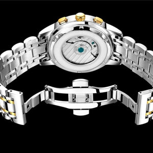 Special Stuff Automatic Mechanical Waterproof Watch Quartz Watches 2018 $59.90 Free Shipping Specialstuff.se