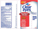 Clear Eyes - best for red eyes It's nothing like it. Clear Eyes orginal