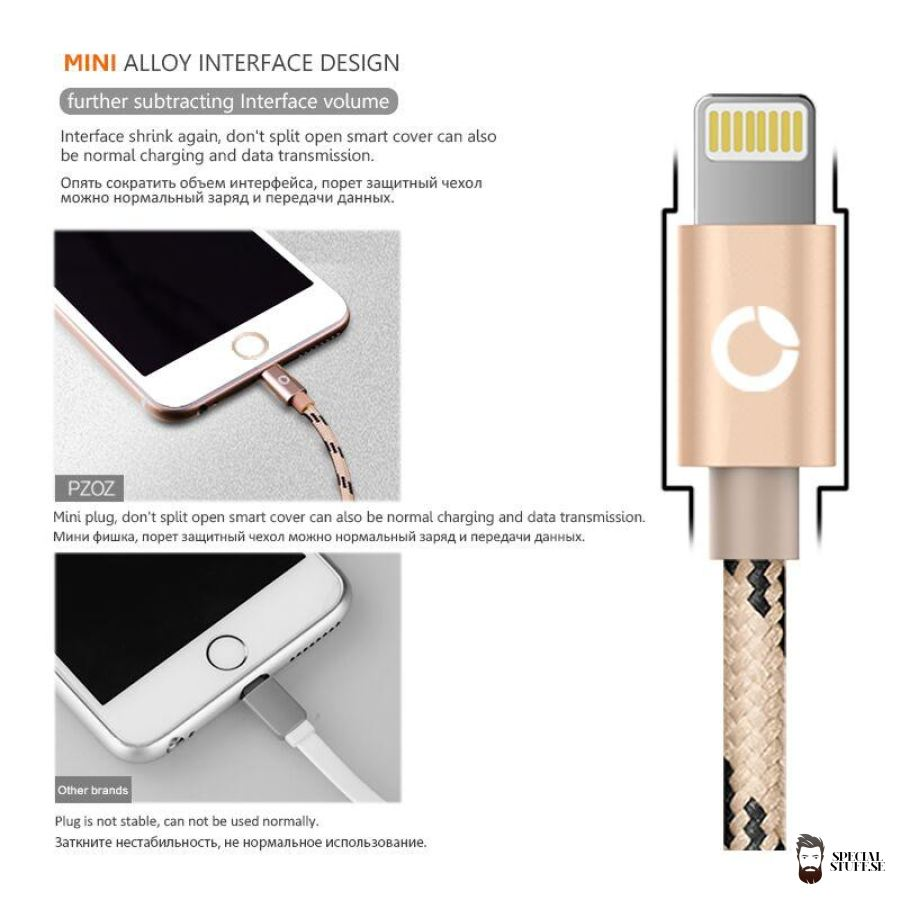 Special Stuff Charger With Cable Protection Mobile Phone Cables 2018 $7.90 Free Shipping Specialstuff.se