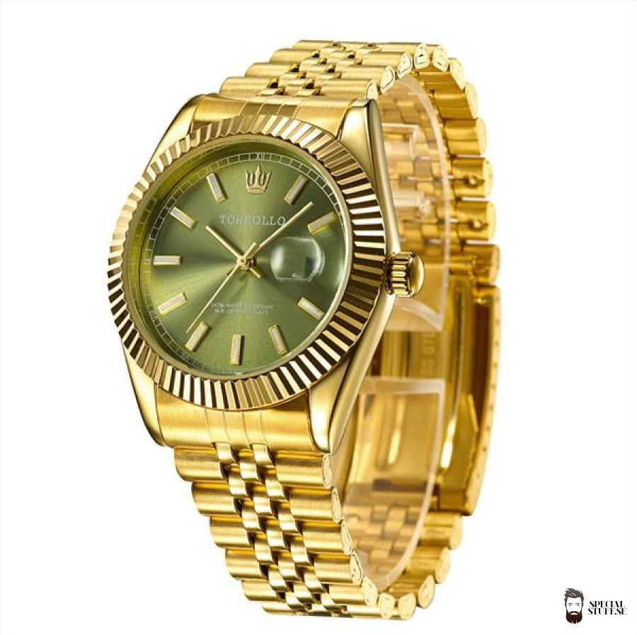 Special Stuff Fashion Quartz Datejust Gold Watches 2018 $54.00 Free Shipping Specialstuff.se