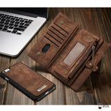 Special Stuff Genuine Leather Case For Iphone Wallet Cases 2018 $29.00 Free Shipping Specialstuff.se