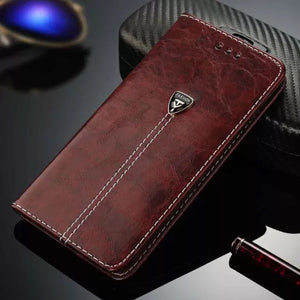 Exklusive phonecase in Leather