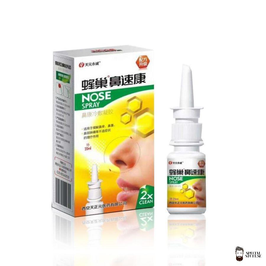 Special Stuff Miracle Nasal Spray That Really Helps Chinese Traditional Medical 2018 $12.90 Free Shipping Specialstuff.se