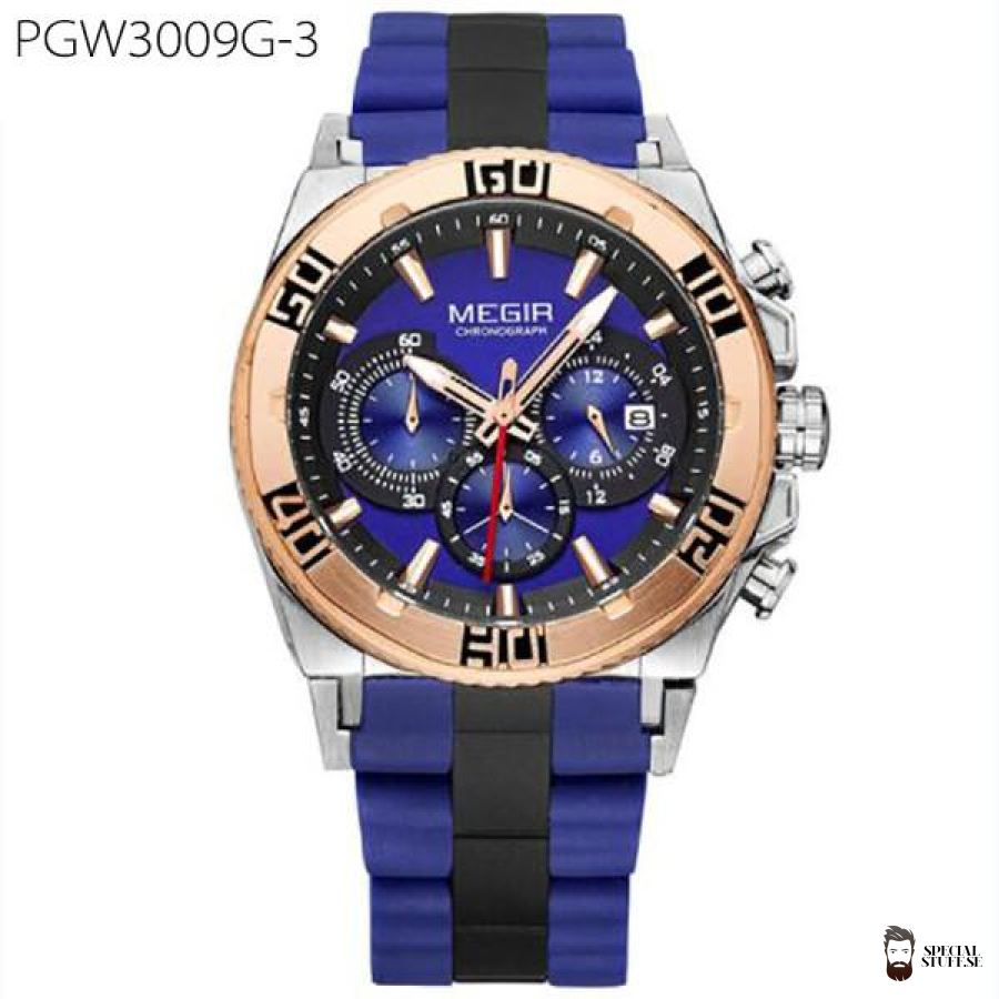 Special Stuff Original Chronograph Multifunction 3D Dial Watch $79.00 Free Shipping Specialstuff.se