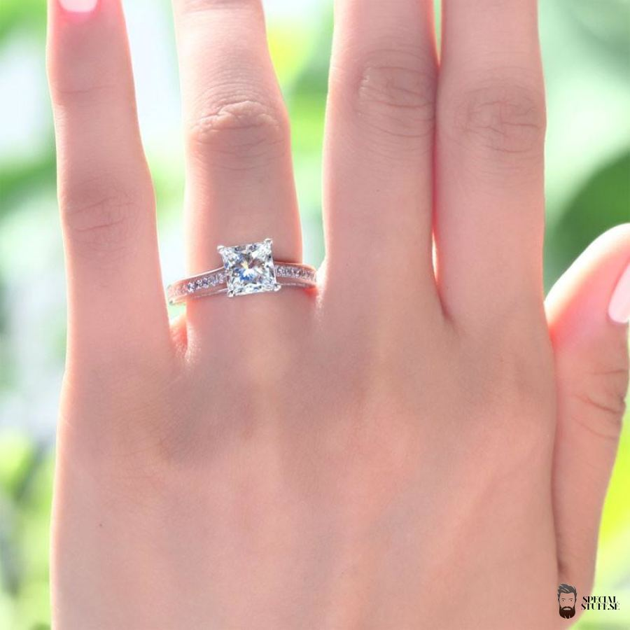 Perfect as Wedding or Engagement Ring 1.5 Carat - propose now