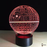 Special Stuff Star Wars Led Light Night Lights 2018 $29.00 Free Shipping Specialstuff.se