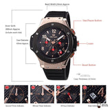 Special Stuff Supercool Chronograph Quartz Watch Watches 2018 $49.00 Free Shipping Specialstuff.se Supercool-Chronograph-Quartz-Watch Black