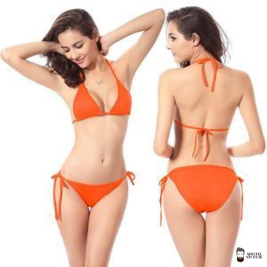 Special Stuff Swimwear Push Up Swim Suit Perfect For Pool Party Girl Fashion 2018 $14.90 Free Shipping Specialstuff.se Women-Bikini-Swimsuit