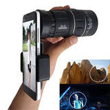 Special Stuff Telescope Camera Lens For Smartphone Mobile Phone Lenses 2018 $19.70 Free Shipping Specialstuff.se