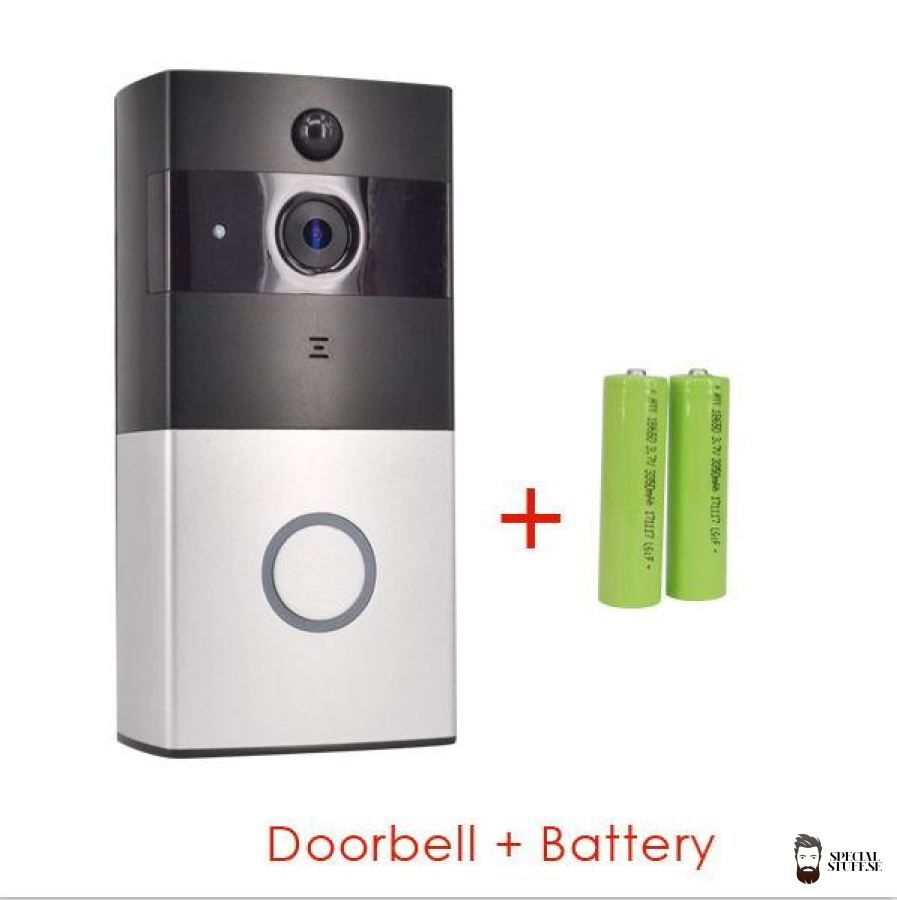 Special Stuff Wireless Doorcamera Hd 720P Smart Accessories 2018 $115.13 Free Shipping Specialstuff.se Wireless-Doorcamera-Hd-720P New Deal