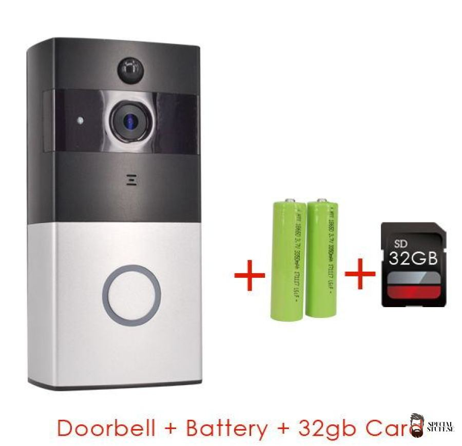 Special Stuff Wireless Doorcamera Hd 720P Smart Accessories 2018 $138.53 Free Shipping Specialstuff.se Wireless-Doorcamera-Hd-720P New Deal