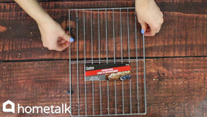 Are you looking for some easy and inexpensive ways to get organized? Here are 11 clever hacks using Dollar Store cooling racks to get yourself totally ...