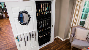 How to DIY a Built-In Jewelry Organizer by Hallmark Channel (5 years ago)