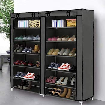 Best Shoe Organizers For Small Spaces