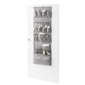 25 Pocket Over The Door Organizer - Harmony Twill Collection