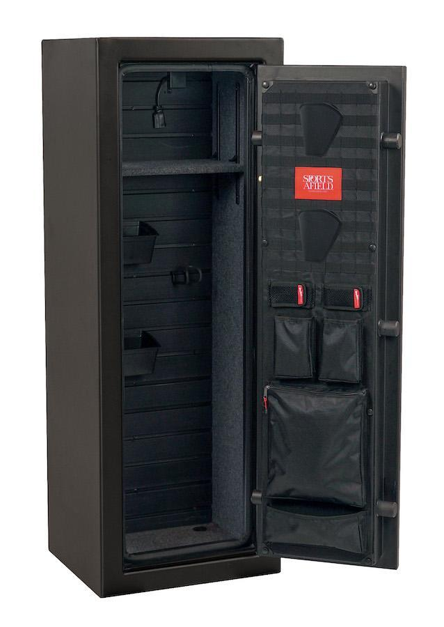 Sports Afield SA5520LZ Tactical Gun Safe - 40 Minute Fire Rating