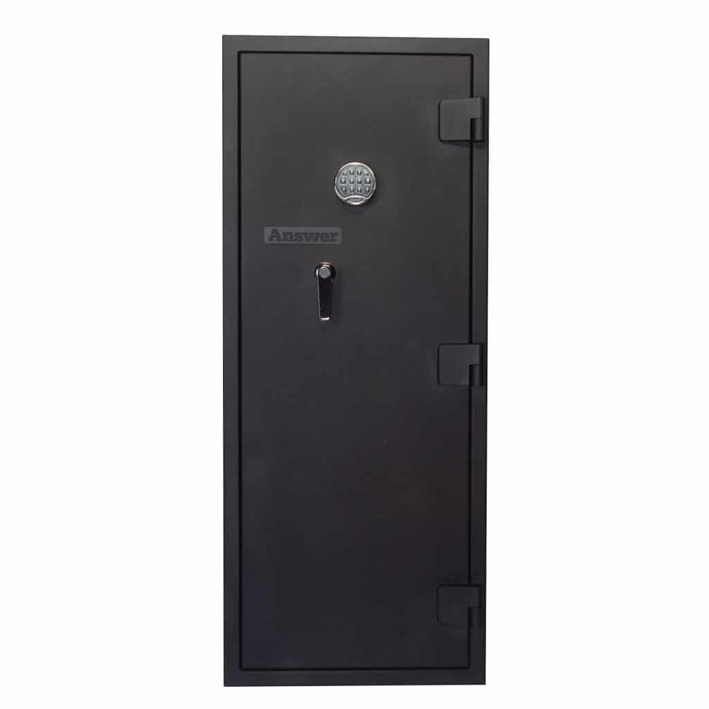 SecureIt ANS-59-08-PRO-YLW Answer Series Model 8 Pro Heavy Duty Ultralight Gun Safe