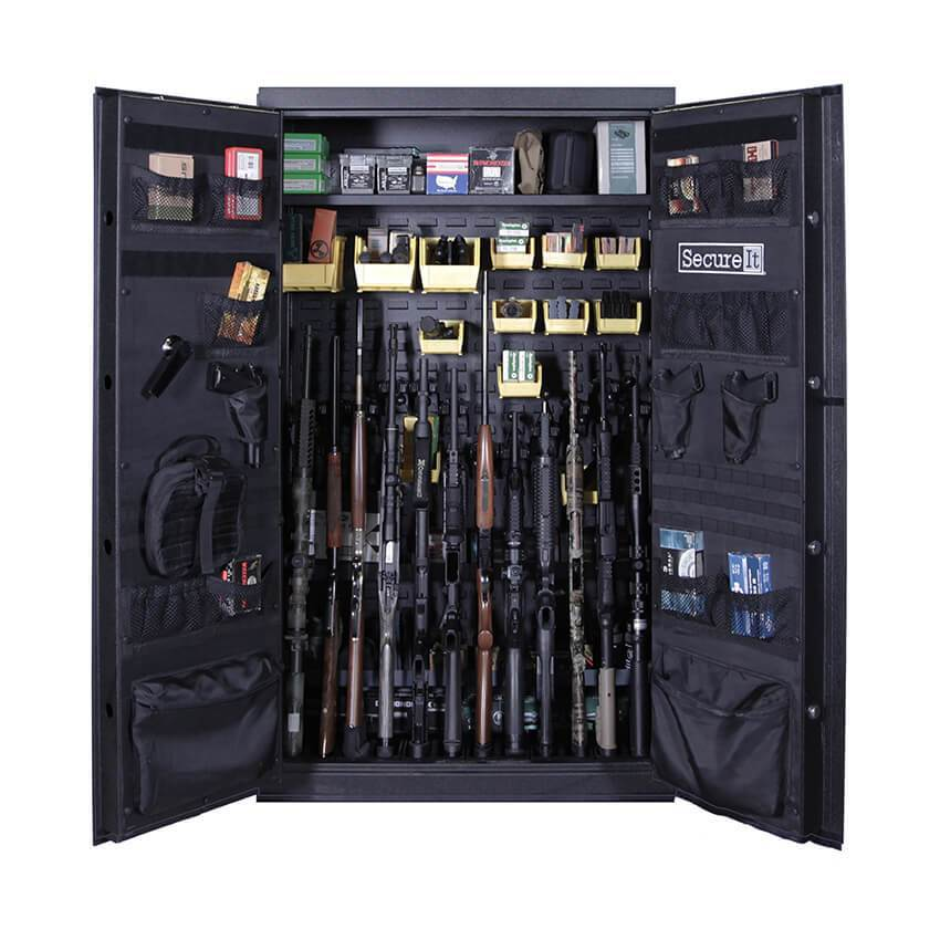 SecureIt ANS-59-12TD-PLUS-YLW Answer Series Model 12 Plus Heavy Duty Ultralight Gun Safe