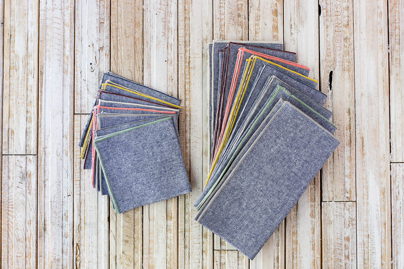 Chambray Napkins, set of 8