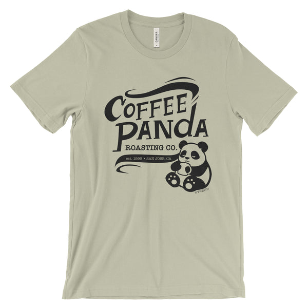 Coffee Panda Roasting Co. Men's/Unisex T-shirt