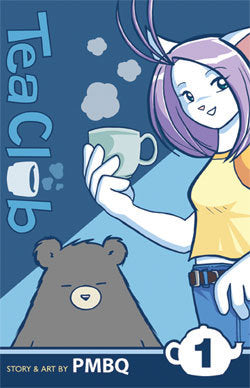 Tea Club Graphic Novel, Vol. 1